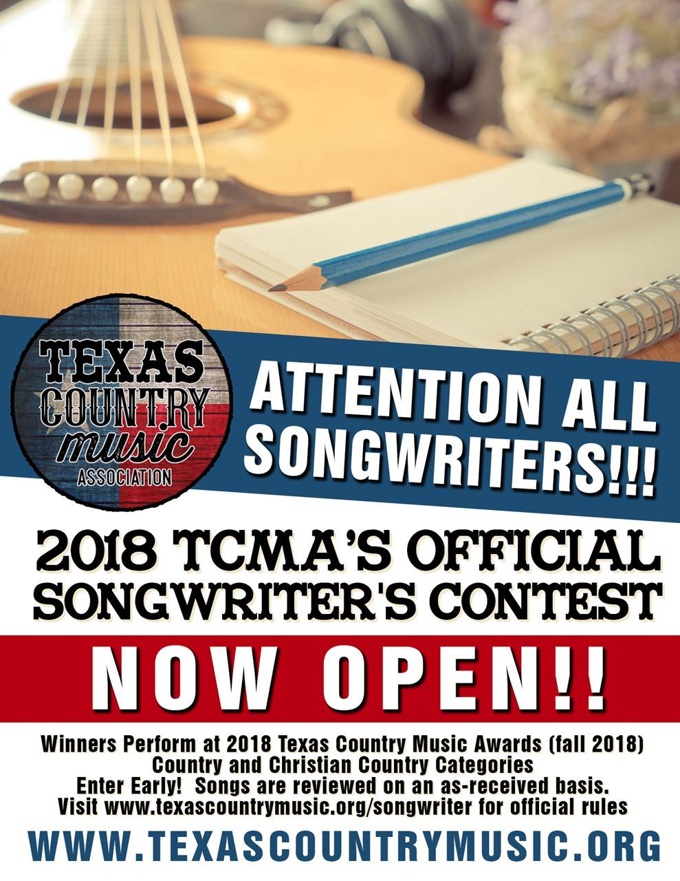 Enter Songwriter Contest
